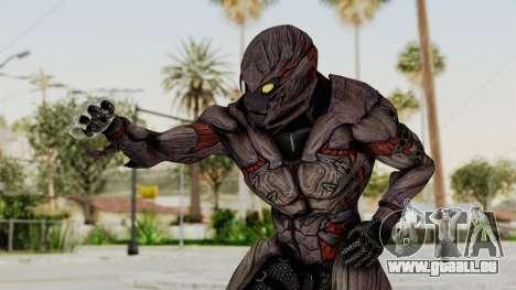 Mass Effect 3 Collector Male Armor für GTA San Andreas