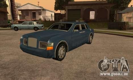 Rolls Royce Phantom für GTA San Andreas
