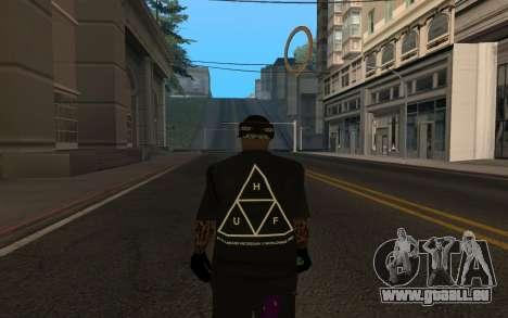 Balass pour GTA San Andreas deuxième écran