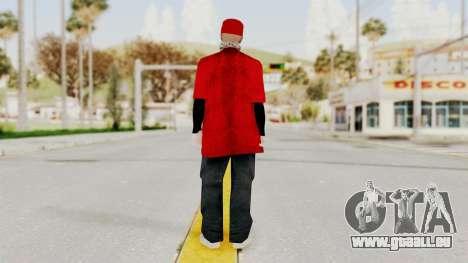 New Skin für GTA San Andreas dritten Screenshot