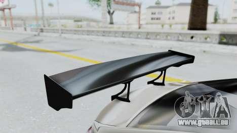 Hyundai Sonata LF 2.0T 2015 v1.0 Rocket Bunny für GTA San Andreas Innenansicht
