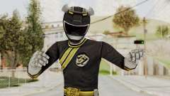 Power Rangers Wild Force - Black
