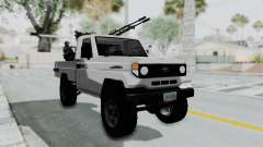 Toyota Land Cruiser Libyan Army