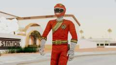 Power Rangers Wild Force - Red