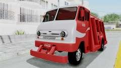 Ford P600 1964 Coca-Cola Delivery Truck für GTA San Andreas