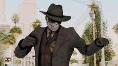 MGSV Phantom Pain SKULLFACE