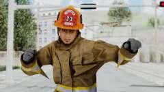 GTA 5 Fireman LS