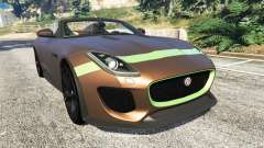 Jaguar F-Type Project 7 2016