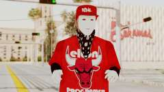 New Skin pour GTA San Andreas