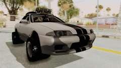 Nissan Skyline R32 Rusty Rebel