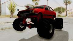 Chevrolet Chevette SL 1988 Monster Truck
