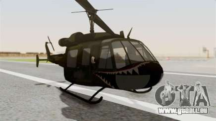 Castro V Attack Copter from Mercenaries 2 pour GTA San Andreas