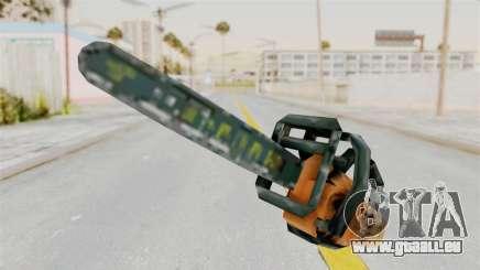 Metal Slug Weapon 8 für GTA San Andreas