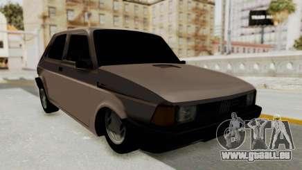 Fiat 147 TR De Picadas pour GTA San Andreas
