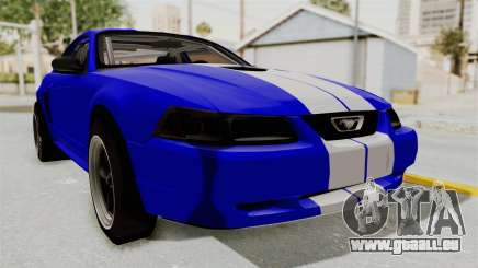 Ford Mustang 1999 Drag pour GTA San Andreas