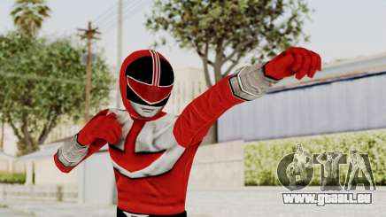 Power Rangers Time Force - Red pour GTA San Andreas