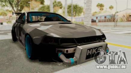 Ford Mustang 1999 Drift pour GTA San Andreas