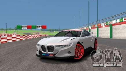 BMW 3.0 CSL Hommage R für GTA 4