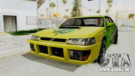 Sprunk Sultan pour GTA San Andreas
