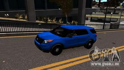 Ford Explorer 2013 für GTA 4