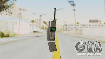 Metal Slug Weapon 7 für GTA San Andreas