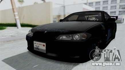 Nissan Silvia S15 RDT pour GTA San Andreas