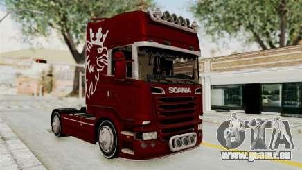 Scania R730 für GTA San Andreas