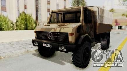 Mercedes-Benz Vojno Vozilo pour GTA San Andreas
