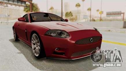 Jaguar XKR-S pour GTA San Andreas