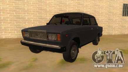 VAZ 2107 RUSSIE pour GTA San Andreas