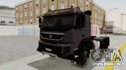 Volvo FMX Euro 5 6x4 für GTA San Andreas