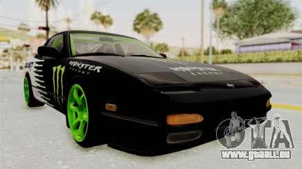 Nissan 240SX Drift Monster Energy Falken für GTA San Andreas