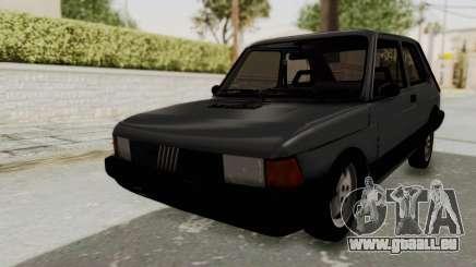 Fiat 147 Spazio TR pour GTA San Andreas