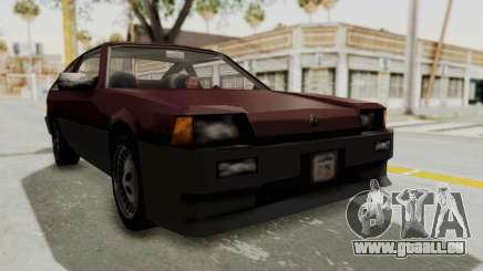 Blista Compact GPX (Beta VC Blistac) pour GTA San Andreas
