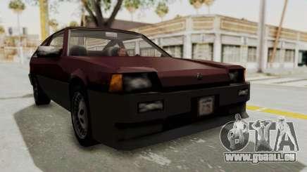 Blista Compact GPX (Beta VC Blistac) pour GTA San Andreas