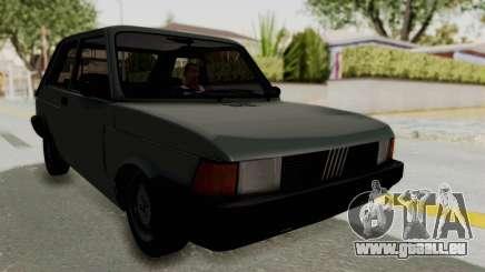 Fiat 147 Vivace für GTA San Andreas