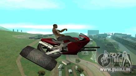 FCR HF pour GTA San Andreas