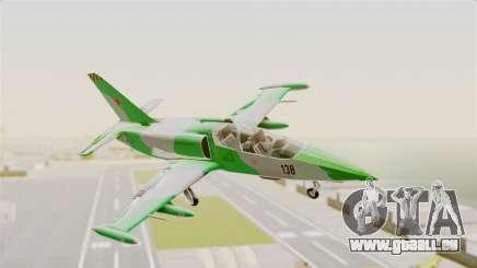 LCA L-39 Albatros für GTA San Andreas