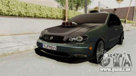Nissan Maxima Tuning v1.0 pour GTA San Andreas