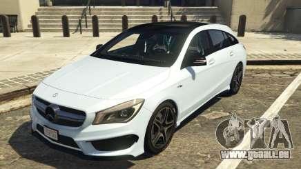 Mercedes-Benz CLA 45 AMG Shooting Brake pour GTA 5
