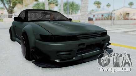 Nissan Sileighty Rocket Bunny pour GTA San Andreas