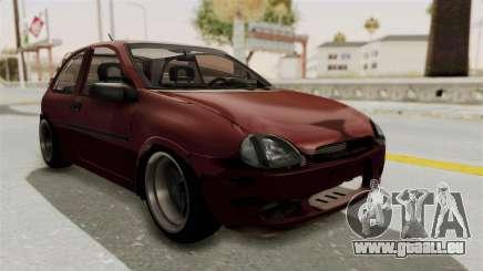 Chevrolet Corsa Hatchback Tuning v1 für GTA San Andreas