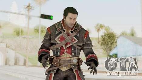 Assassins Creed Rogue - Shay Cornac für GTA San Andreas