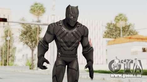 Captain America Civil War - Black Panther für GTA San Andreas
