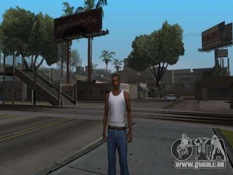 ANTI TLLT pour GTA San Andreas troisième écran