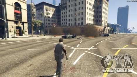GTA 5 Air Strike 0.1 zweite Screenshot