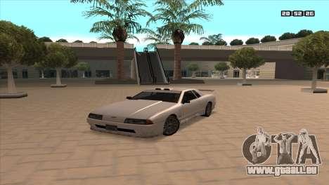 ENB Double FPS & for LowPC für GTA San Andreas achten Screenshot