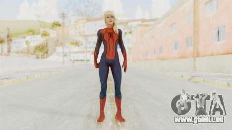 Spider-Girl pour GTA San Andreas deuxième écran