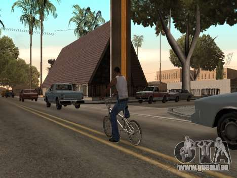 ANTI TLLT pour GTA San Andreas deuxième écran
