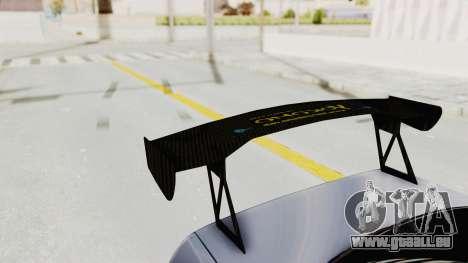 Nissan Skyline R32 Drift Falken für GTA San Andreas Seitenansicht